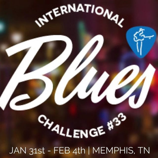 The International Blues Challenge returns to Memphis Jan 31Feb 4!hellip