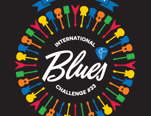 RISING BLUES STARS BATTLE IT OUT IN MEMPHIS THIS FEBRUARY AT THE BLUES FOUNDATION'S 33rd ANNUAL INTERNATIONAL BLUES CHALLENGE