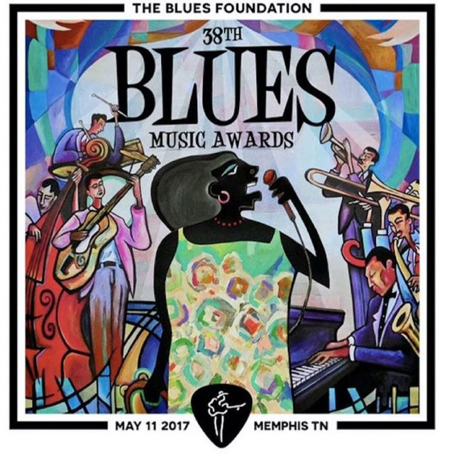 CONGRATS 2017 BLUES MUSIC AWARD NOMINEES! The list of nomineeshellip
