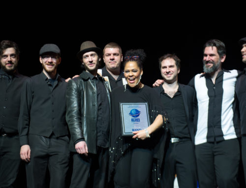 DAWN TYLER WATSON AND AL HILL SCORE TOP HONORS AT THE 33rd ANNUAL INTERNATIONAL BLUES CHALLENGE