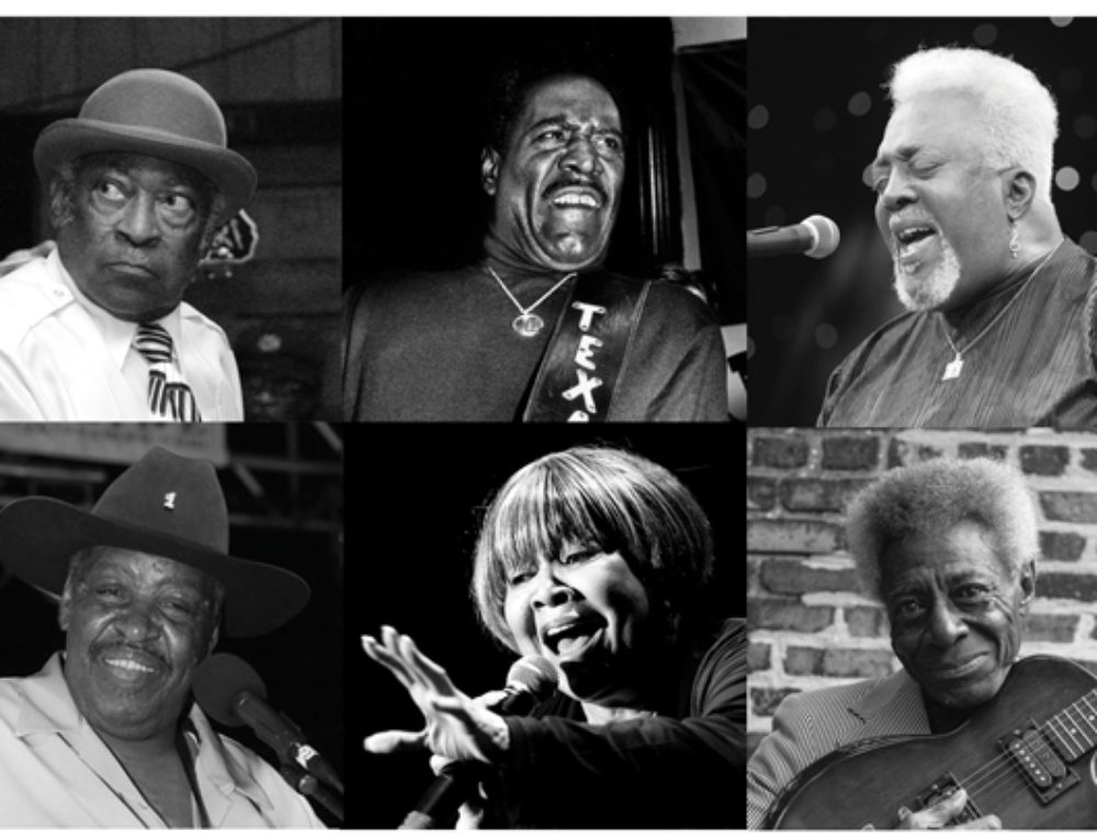 MAVIS STAPLES, MAGIC SLIM, JOHNNY COPELAND,  HENRY GRAY, LATIMORE AND WILLIE JOHNSON TO BE INDUCTED INTO BLUES HALL OF FAME THIS SPRING