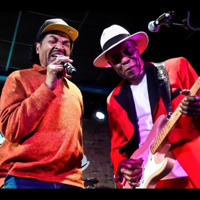 BUDDY GUY amp BOBBY RUSH Apr 2nd concert in Memphishellip