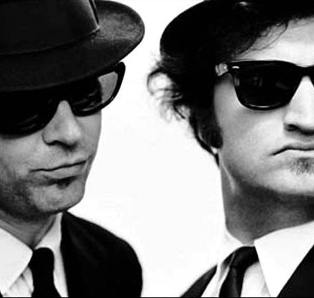 Because the internet says its National Siblings Day bluesbrothers hellip