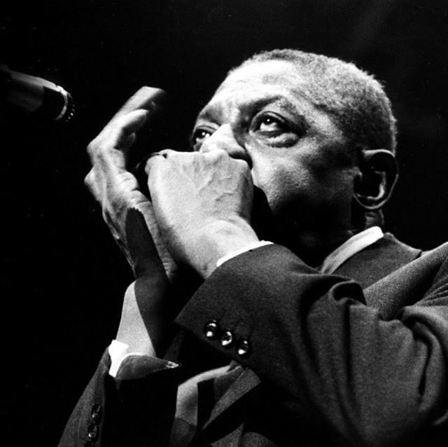Sonny Boy Williamson was the Jimi Hendrix of blues harphellip