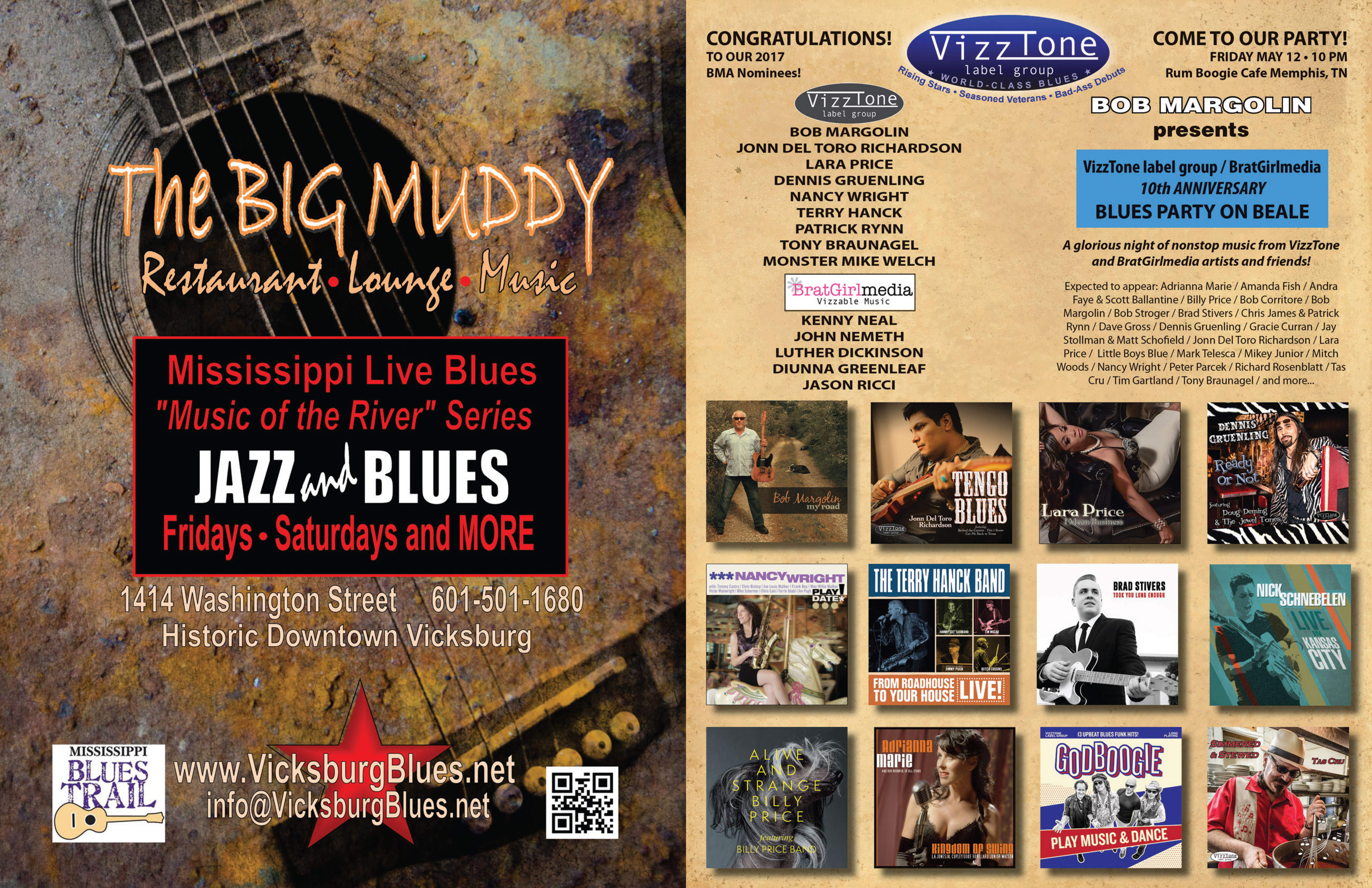 2017-BMA-v 6-19 - Blues Foundation