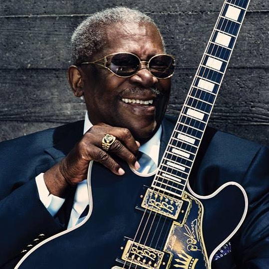 Lets honor the great BB King on his birthday Whenhellip