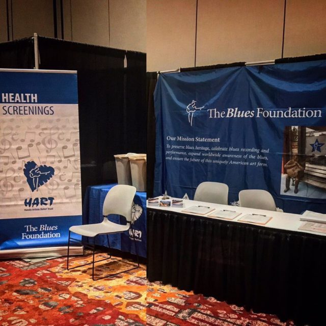 At AmericanaFest today? Stop by BluesFoundations booth for FREE healthhellip