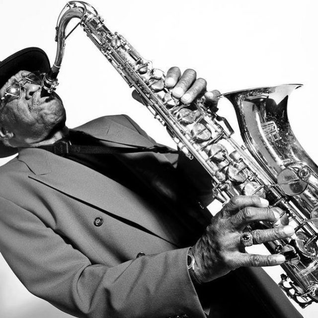 RIP Blues Hall of Fame sax legend Eddie Shaw Hehellip