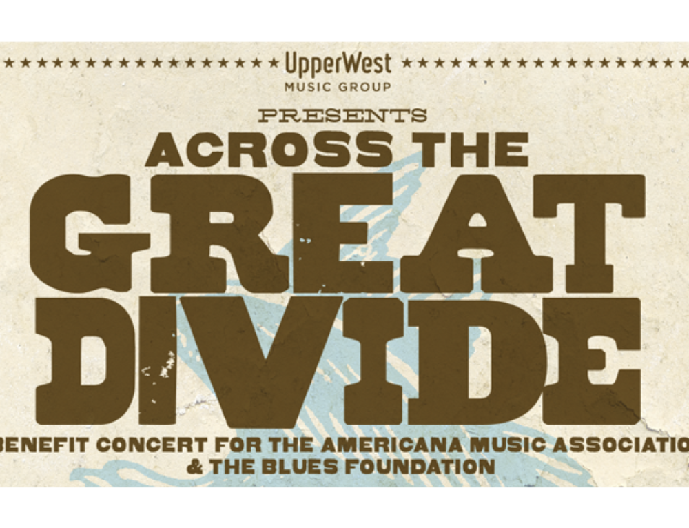 BENEFIT 10/19: Across The Great Divide feat. John Prine, Bob Weir, Joe Louis Walker, & more