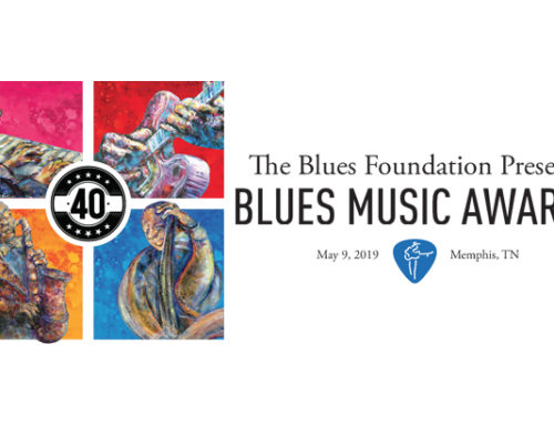 NEWS: Blues Music Awards Week schedule announced, kicking off May 8th in Memphis. BMA Awards Ceremony, Blues Hall of Fame Induction gala and more!