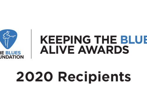 The Blues Foundation announces its 2020 Keeping the Blue Alive Award recipients