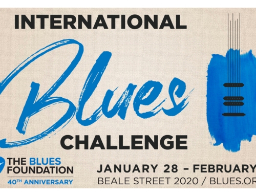 NEWS: Blues world convenes in Memphis Jan. 28-Feb. 1 for The Blues Foundation's 36th Annual Int'l Blues Challenge