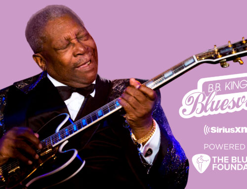 NEWS: B.B. King's Bluesville on SiriusXM joins forces with the Blues Foundation