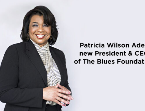 NEWS: Patricia Wilson Aden named new President & CEO of The Blues Foundation