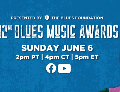 BREAKING: Blues Music Awards nominees announced; virtual celebration to take place June 6, 2021