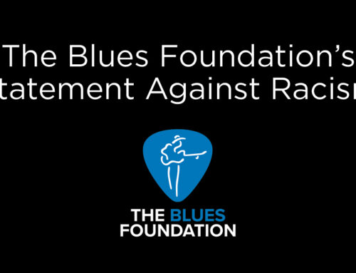 The Blues Foundation's Statement Against Racism